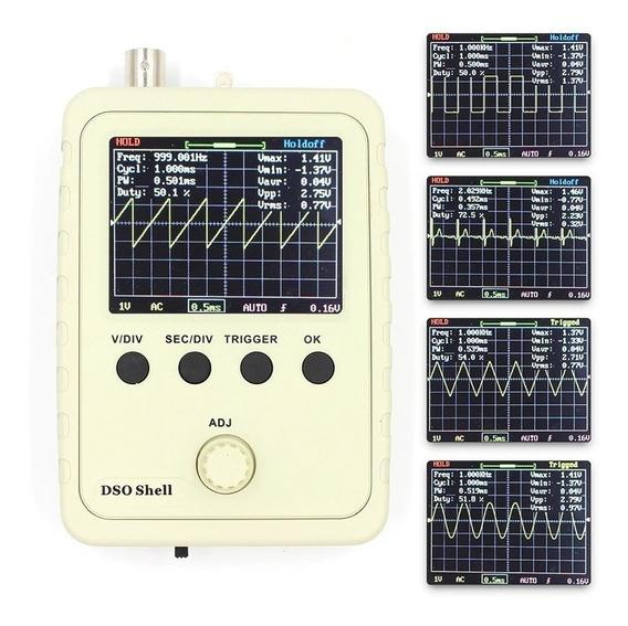Osciloscópio Digital Dso150 Dso-shell 100% Montado E Testado