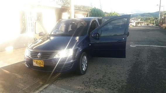 Renault 2012 Logan Familier