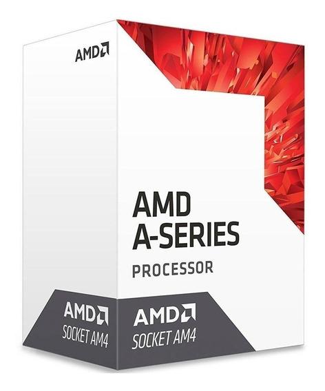 Processador Apu A8 9600 3.1 Ghz 10-core Am4 2mb 65w Box Amd