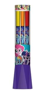 Marcadores En Tubo 12 Unidades My Little Pony (4416)