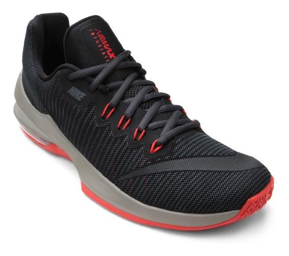 Tenis Nike Air Max Infuriate 2 Low Masculino Original + Nf