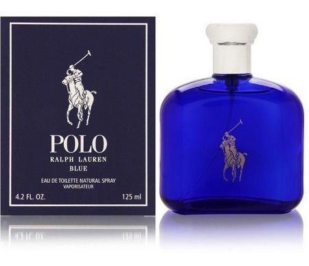 Perfume Ralph Lauren Polo Blue Masculino Edt 125 Ml Original