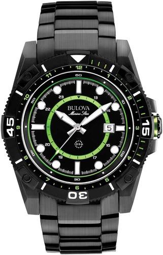 Relógio Bulova Masculino Marine Star Wb31729g