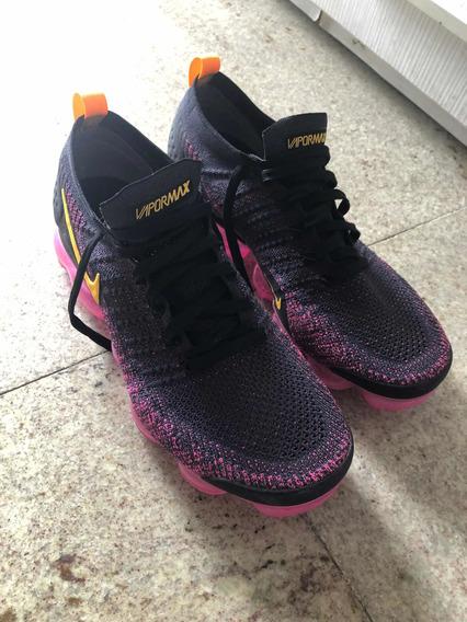 Tênis Nike Vapormax Pink
