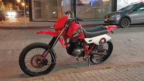 Honda Xr 100 Con Muchas Mejoras Motor Nuevo Etc