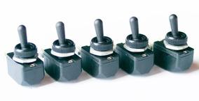 Chave Interruptor Alavanca Margirius Cs-301d (05 Peças)