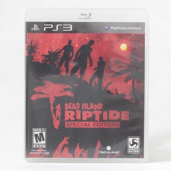 Dead Island Riptide Special Edition / Playstation 3 Original