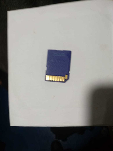 Imagem 1 de 2 de Sd Card Sandisk 256mb Para Equipamentos Antigos (5 Unidades)