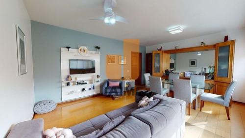 Apartamento Padrão Com 3 Dormitórios Sendo 1 Suite E 2 Vagas. - Ja2903