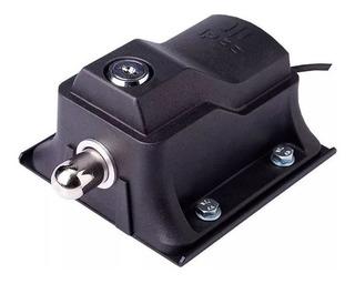 Kit Trava Eletromagnética Lock Plus 220v C/suporte