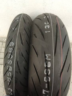 180/55-17 Bridgestone Battlax S22