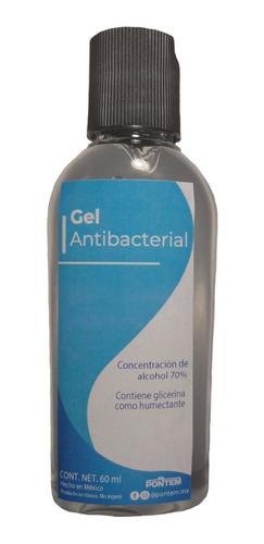 Gel Antibacterial 60 Ml 70% Alcohol