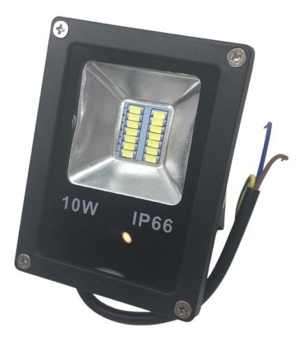 Refletor Holofote Led 10w Bivolt Ip66
