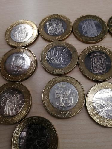 Monedas De 100 Pesos Coleccionables