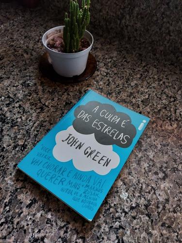 Livro: A Culpa É Das Estrelas