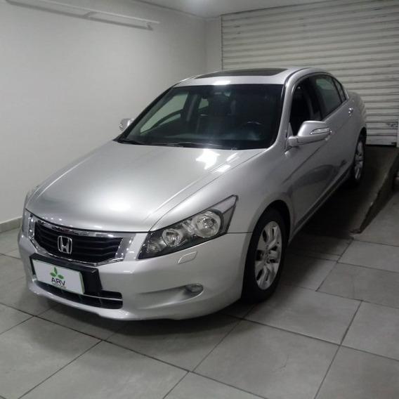 Accord 3.5 Ex V6 24v Gasolina 4p Automático