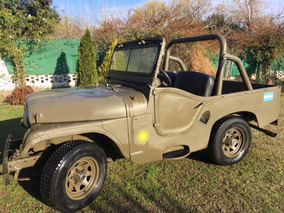 Jeep Ika Corto 4x2 Original