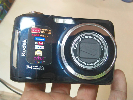 Camara Digital Kodak Easy Share C195 Muy Poco Uso