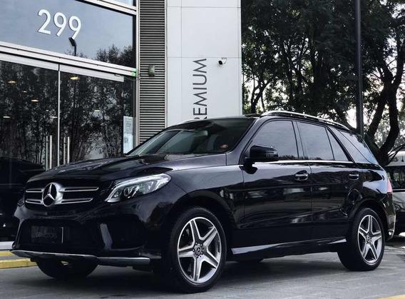 Gd Motors Mercedes Benz Gle 400 2018, Unico Dueño, Serv Of