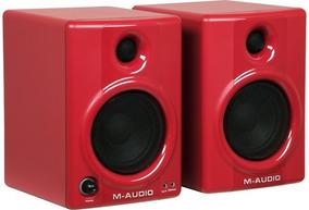Monitor M-audio Studiophile Av 40 Red Edition
