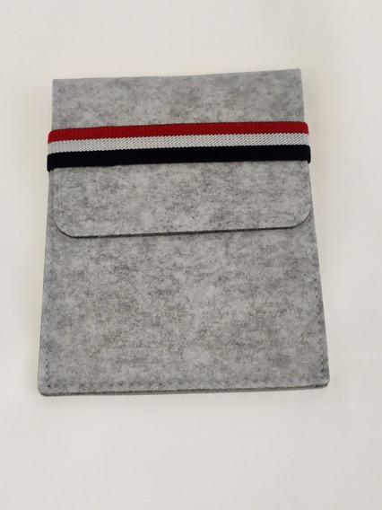 Capa Vintage Luxo Cinza Envelope Serve Para Kindle - Novo Kindle - 10g - Paperwhite 1 2 3 E 4