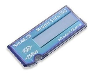 Sandisk 256 Mb Memorystick Pro (sdmsv-256-a10)