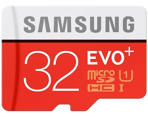 Cartão Micro Sd 32 Gb 95 Mb/s Fhd Sansung Evo Plus Original