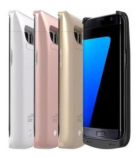 Case Capa Bateria Galaxy S7 Flat Normal Bank Carga 4200mah