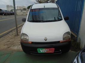 Renault Kangoo 1.6 Rl 8v Gasolina 4p Manual