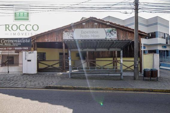 Loja Comercial Na Rua Joinville! - Lo0075