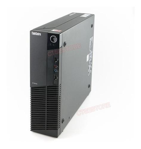 Cpu I3 Lenovo 4gb Ssd 120  Windows 7 (usada )