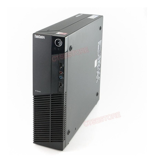 Cpu I3 Lenovo 4gb Ssd 120 Windows 7 Com +2 Rede