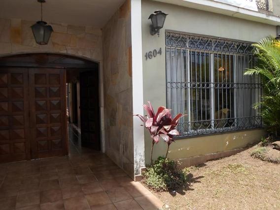 Sobrado Para Venda Em São Paulo, Vila Romana, 4 Dormitórios, 3 Banheiros, 10 Vagas - Crystal Ca0053