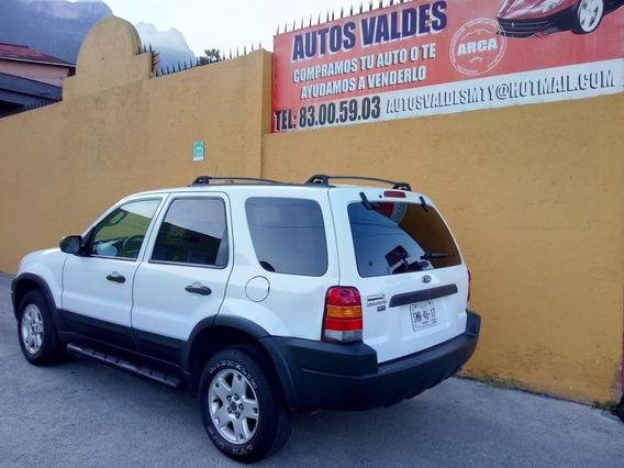 Ford Escape Xlt Piel 2003