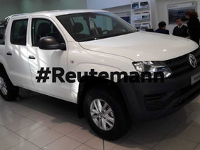 Volkswagen Amarok Doble Cabina Okm 2018 Plan Cuota Pactada