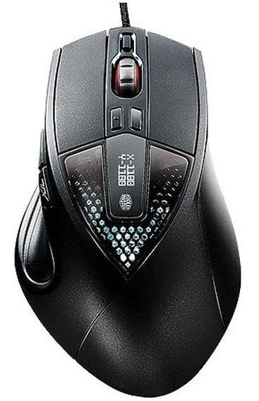 Mouse Gamer Cm Storm Sentinel 3 - Cooler Master