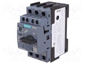 3rv2011-1ga15 Siemens Guardamotor S00 4.50 - 6.30 Amps
