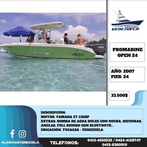 Lancha Promarine Open 24 Lv573