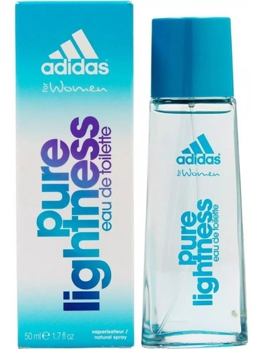 Nervio A veces a veces Adecuado  adidas Pure Lightness For Women X 50ml | Mercado Libre