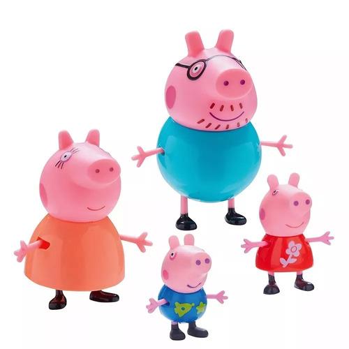 Imagem 1 de 3 de Peppa  Pig Família -sunny 2301