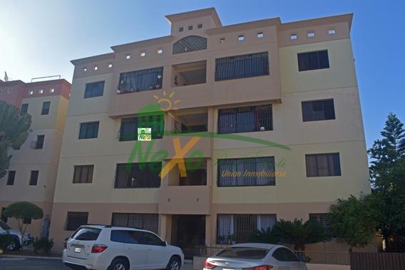 Apartamento De Oportunidad Prox A Plaza Hache (eaa-322)