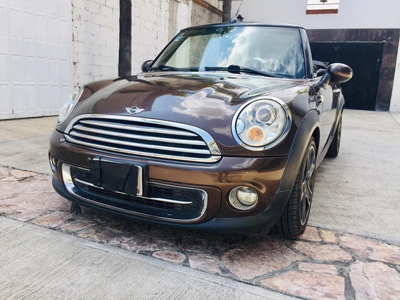 Mini Cooper Convertible Chili 2011