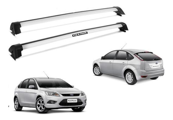 Rack De Teto New Wave Novo Focus Hatch E Sedan 2014/15