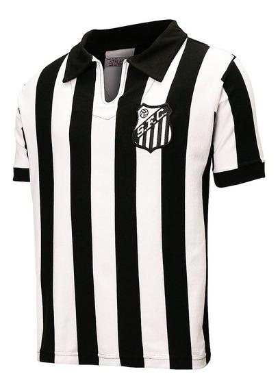 Camisa Retrô Santos 1956 Original