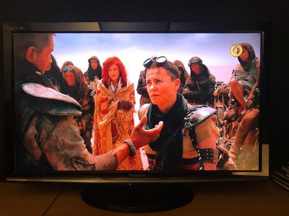 Tv Lcd 42 Panasonic Viera Full Hd Tc-l42g11b Hdmi