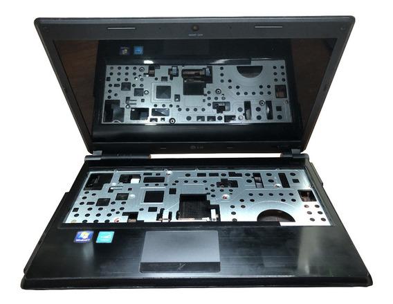 Carcaça Completa Notebook Lgc40 A410 Com Tela E Teclado