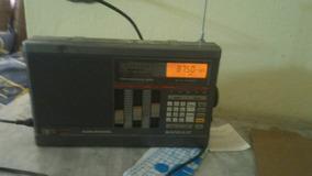 Receptor Ondas Curtas Am Fm Grundig Satellit 400 Radio
