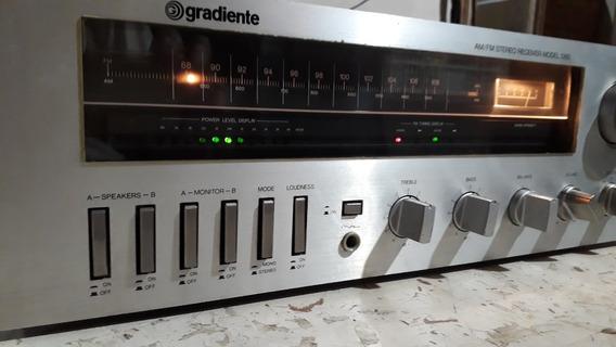 Gradiente Receiver Am Fm Stereo Model 1360 Funcionando 100%