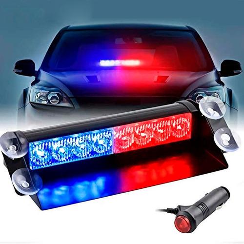 Luz Estroboscopica De Emergencia Para Carro