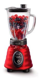 Licuadora Oster Blender Reversible Vaso De Vidrio Boroclass
